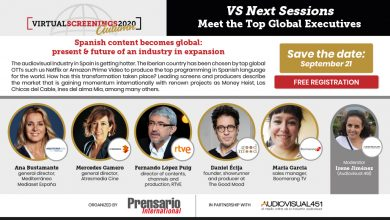 "Photo of Virtual Screenings Autumn 2020:  Ejecutivos globales y tendencias en ""VS Next Session"""