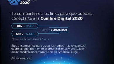 Photo of Cumbre Digital 2020 de CERTAL