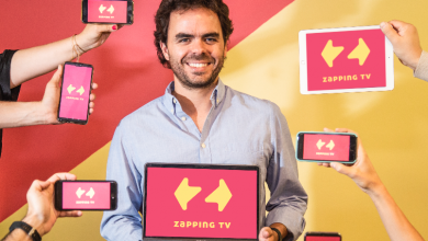 Photo of Entrevista a Gustavo Morandé – CEO de Zapping TV