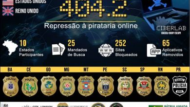 Photo of Agencias y Autoridades Brasileñas lideran la operación más grande contra la Piratería de contenido en América Latina