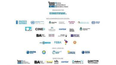 Photo of Construir Cine 2021: la 8ta edición del festival internacional de cine sobre el trabajo presenta las funciones de cada sede, focos y actividades especiales