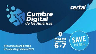 Photo of CERTAL: Cumbre Digital Miami 2021
