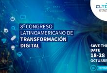 Photo of CLTD 2021: El Congreso Latinoamericano de Transformación Digital se celebrará en octubre