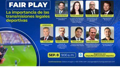 """Photo of Foro Fair Play: """"La importancia de las Transmisiones Legales Deportivas"""""""
