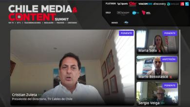 Photo of Comenzó ChileMedia&Content 2021